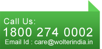Wolter India Pvt. Ltd. -  Call Us